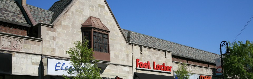 footlocker building