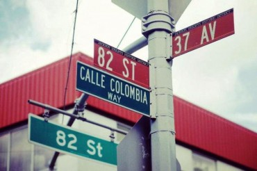 calle colombia - 82nd ST