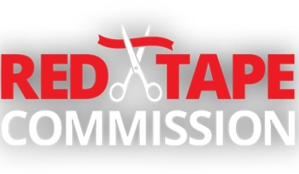 red tape logo